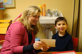 bergen pediatric speech therapy