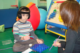 occupational therapy at bergen pediatric