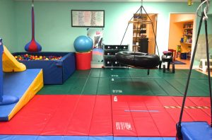 occupational-therapy-gym at bergen pediatric therapy